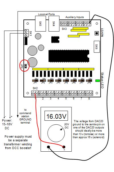 dac20 older no track power multimeter diagram